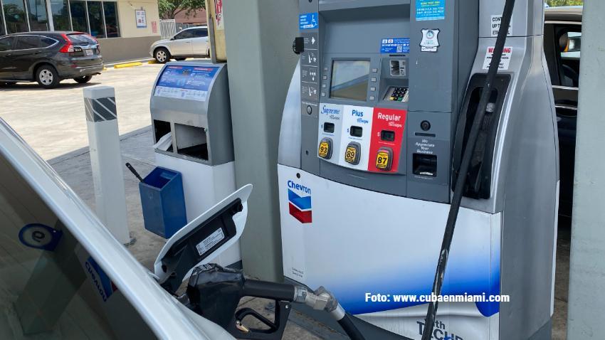 Los precios de la gasolina del Día de los Caídos en Florida fueron más bajos que los niveles del mismo día en el 2018