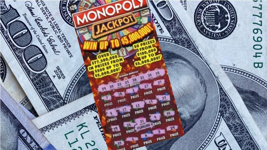 Hombre de Miami se gana 5 millones de dólares en un raspadito de la lotería