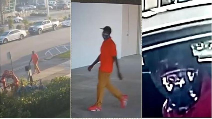 Policía busca a un hombre que secuestró a una mujer en su vehículo, robó dinero de sus tarjetas y la dejó encerrada en el maletero