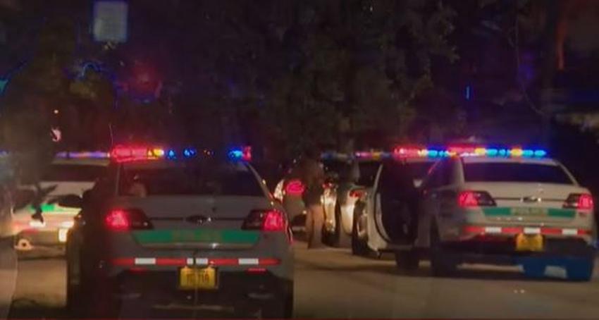 5 personas heridas tras un tiroteo en una casa de Miami