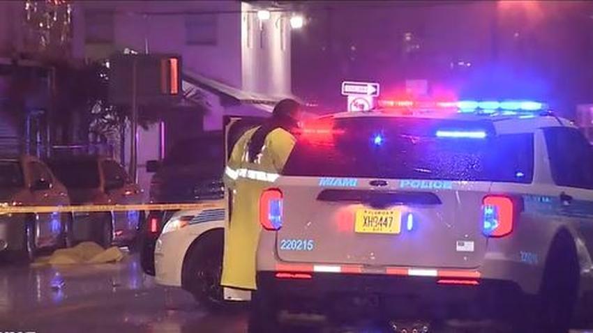 Disparos desde un vehículo dejan un muerto y dos heridos en la Pequeña Habana