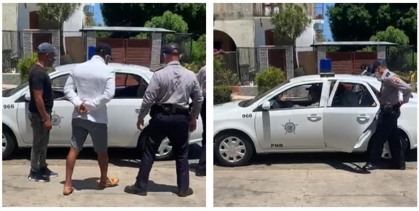 Arrestan a Maykel Osorbo luego de que intentara salir a la calle