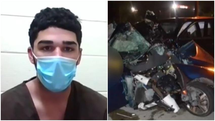 Niegan la fianza a joven de 16 años acusado de matar a 4 personas en un accidente en Miami