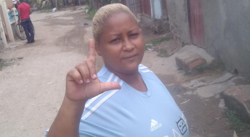 Bajo amenazas de muerte una presa política en Camagüey