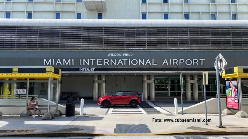 Aeropuerto de Miami en la posición 6 con viajes internacionales más baratos