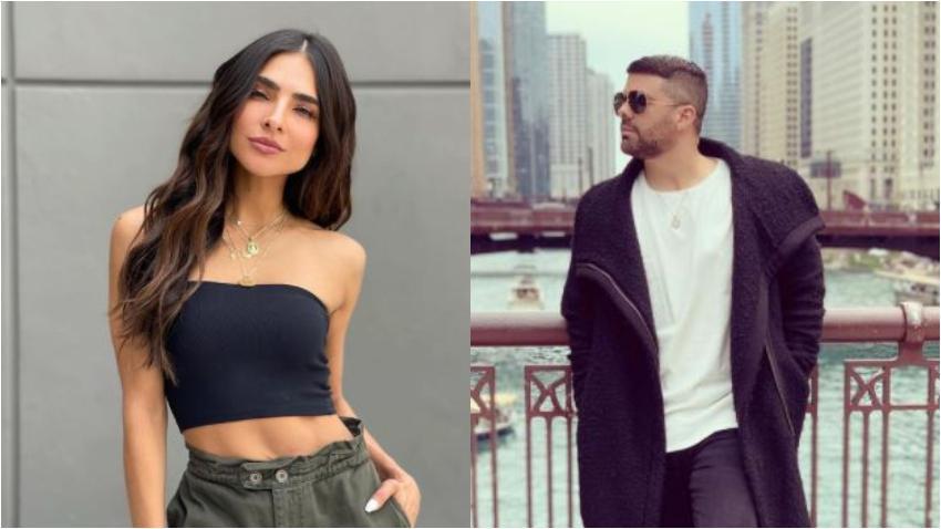 Presentadora y modelo mexicana Alejandra Espinoza confiesa que cuando conoció a su esposo se dejó llevar por los prejuicios y pensó que era gay