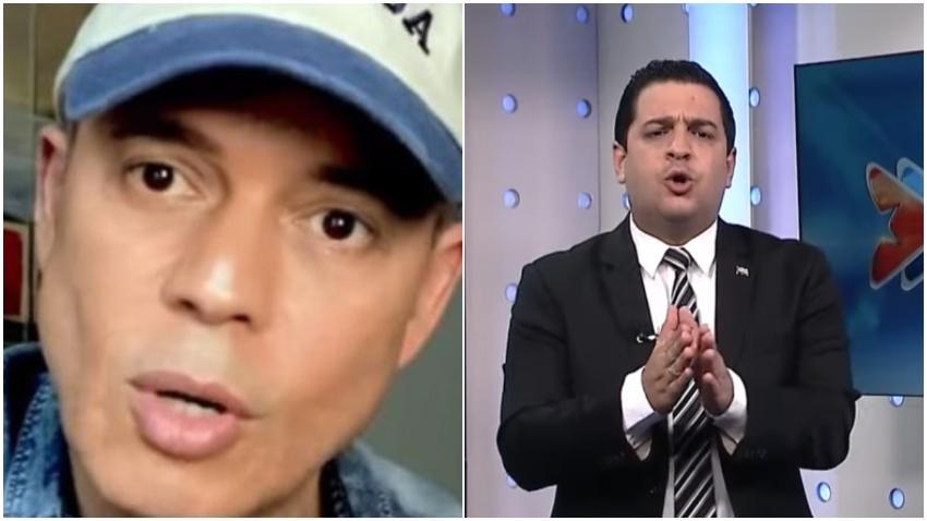 """Alexis Valdés califica de Vergüenza la agresión de Humberto López: """"¿Le darán otro premio u otro carro?"""""""