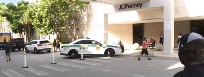 Tres heridos a causa de un altercado en el que hubo disparos en Aventura Mall