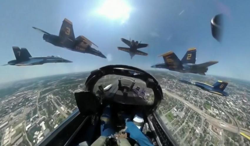 Fort Lauderdale tendrá espectáculo aéreo en la playa
