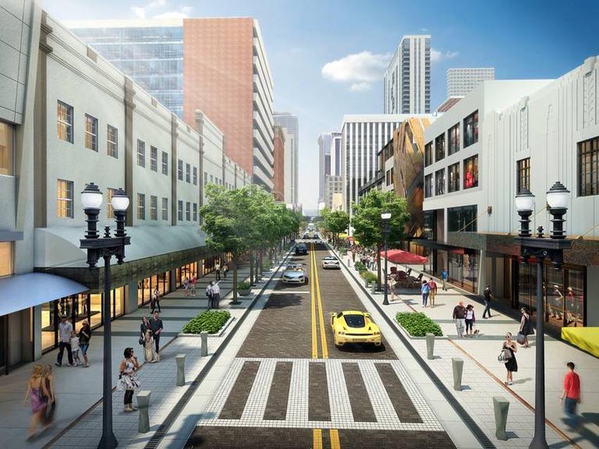 Comienza proyecto de 27 millones de dólares para renovar la calle Flagler en el Downtown de Miami
