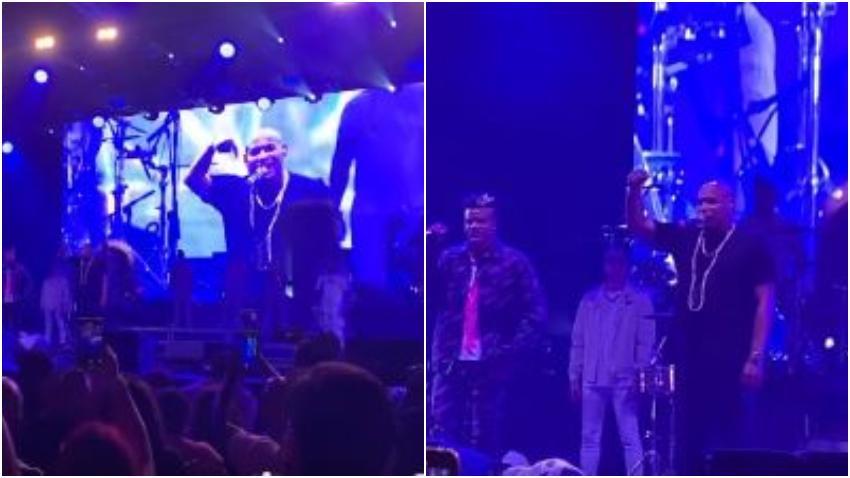 Alexander de Gente de Zona brinda su apoyo al Movimiento San Isidro desde su concierto en Miami