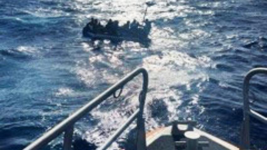 Estados Unidos repatria a Cuba a 21 balseros cubanos interceptados cerca de los Cayos de la Florida