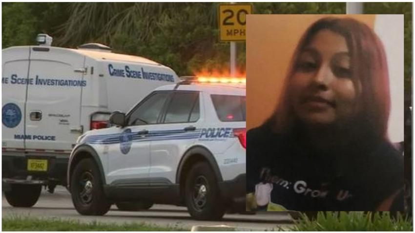 Encuentran sin vida a adolescente de Miami que estaba reportada como desaparecida