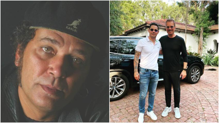 Actor cubano Luis Alberto García sale en defensa de Leoni Torres por los ataques desde Cuba por colaboración con Willy Chirino