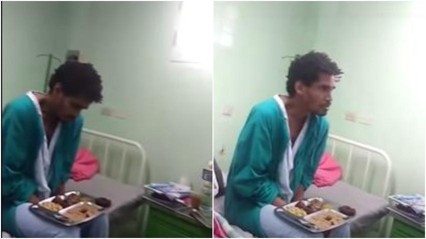 Fallece la abuela de Luis Manuel Otero Alcántara; la seguridad del estado dijo a la familia que Alcántara no quería salir del hospital