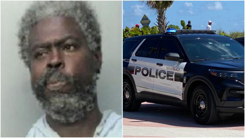 Arrestan hombre que agredió a pareja de turistas en Miami Beach