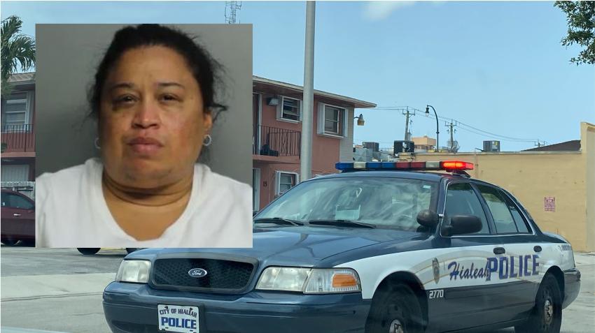 Arrestan mujer en Hialeah que estafó a varias personas publicando anuncios falsos de rentas de efficiencies