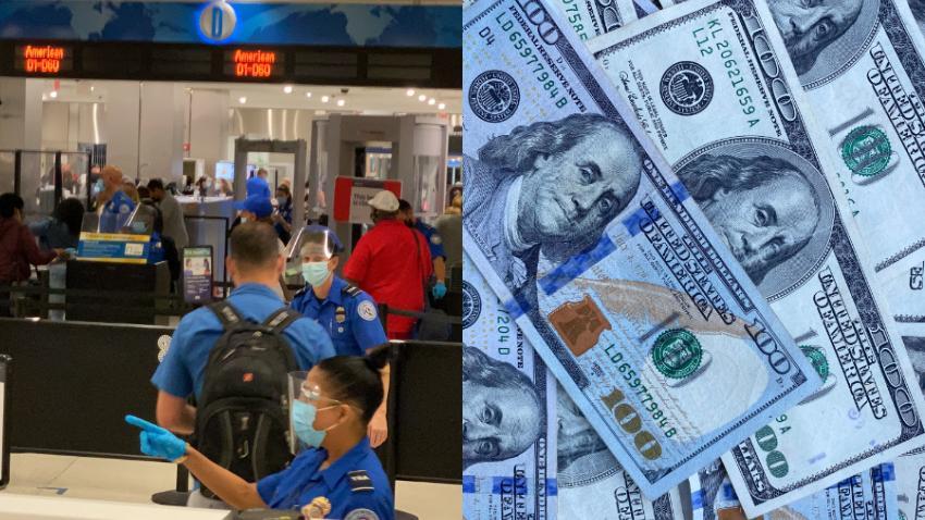 Multas de hasta 35 mil dólares a quienes formen disturbios en los aeropuertos, advierten autoridades