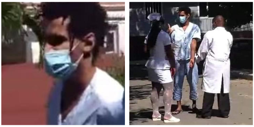 Denuncian que Luis Manuel Otero Alcántara estaría secuestrado en una sala de psiquiatría del Hospital Calixto García