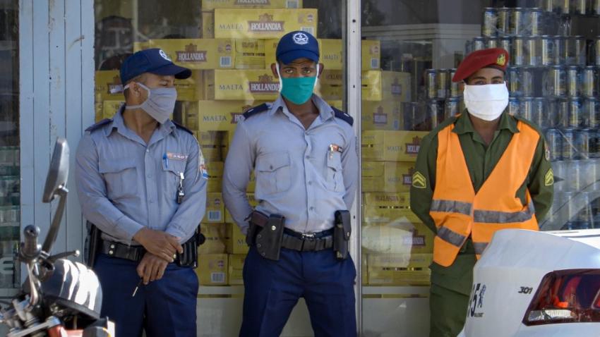 Reportan varios arrestos en Cuba este 8 de septiembre, cuando los cubanos celebran el Día de la Virgen de la Caridad del Cobre
