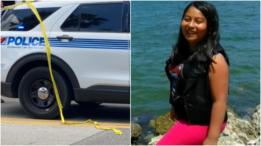 Policía de Miami busca auto gris que podría estar involucrado en la muerte de adolescente que se encontraba desaparecida