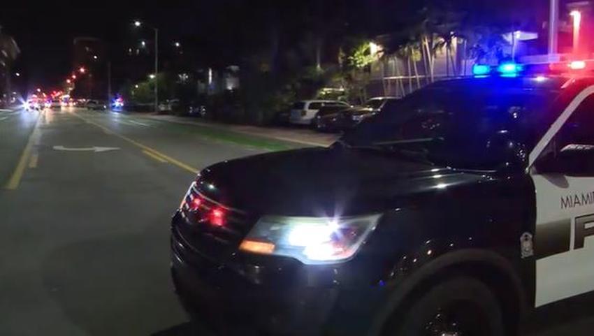 Discusión entre dos mujeres en Miami Beach termina con una de ellas herida de bala