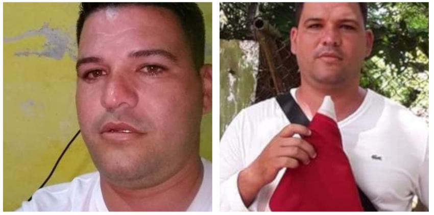 Preso político cubano plantado en huelga de hambre, tras ser golpeado por carceleros