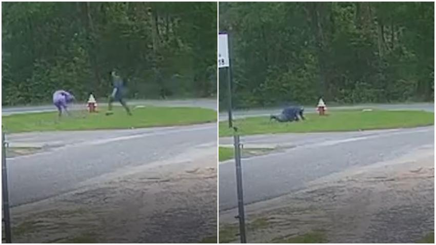 Niña de 11 años escapa de un hombre que la intentaba secuestrar en una parada de autobús en Florida