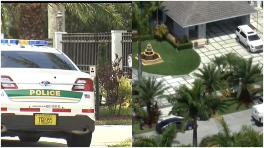 Hombres secuestran a una familia a punta de pistola en su casa para robarles en Miami-Dade