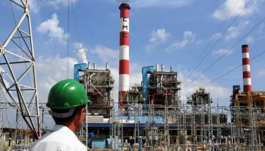 Anuncian la Termoeléctrica Antonio Guiteras, principal de Cuba, estará cuatro días fuera de servicio