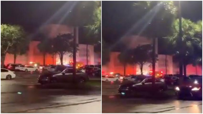 Reportan disparos en la tienda Macy's del Centro Comercial The Falls en Miami-Dade