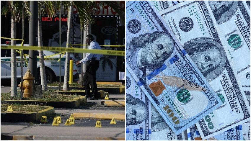 Ofrecen 100 mil dólares de recompensa para dar con los responsables del tiroteo masivo en Hialeah que dejó 2 muertos y 20 heridos