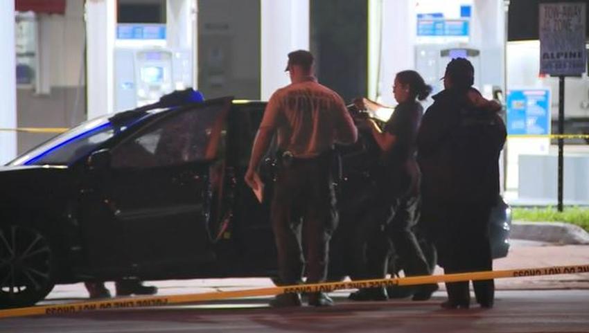 Investigan tiroteo cerca de gasolinera de la 40 calle en el suroeste de Miami Dade