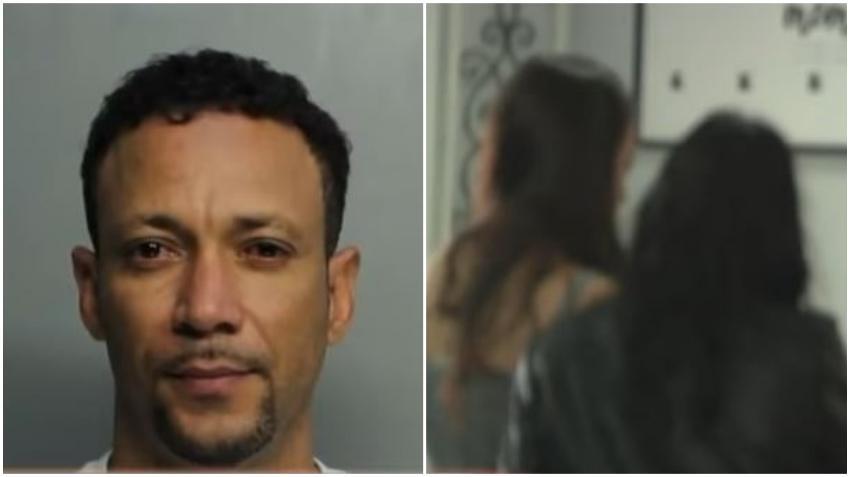 Denunciado cubano de Hialeah por tener relaciones sexuales con la hija menor de su esposa