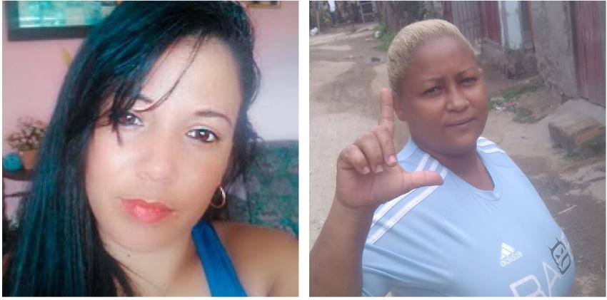 Dos activistas cubanas plantadas en huelga de hambre en la cárcel