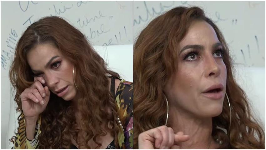 Actriz cubana Zajaris vuelve a recordar los abusos que sufrió en su niñez