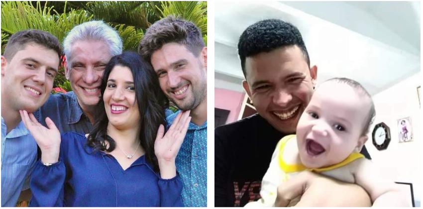 Cubanos le recuerdan a Díaz-Canel que hay opositores presos sin poder celebrar el Día del Padre con sus hijos