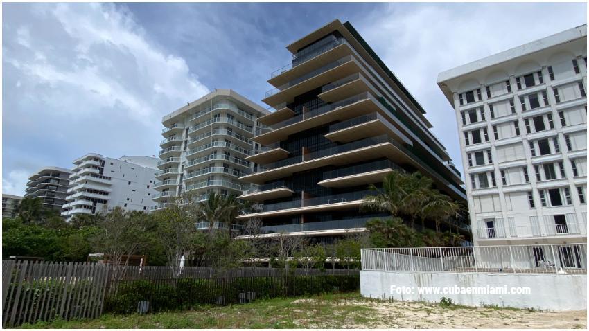 Agente de bienes raíces asegura que el derrumbe mortal de edificio en Surfside no ha parado la demanda por apartamentos en la playa