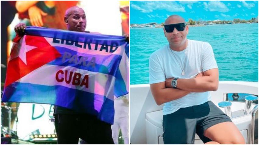 Alexander Delgado de Gente de Zona asegura que Cuba tenía un plan para secuestrarlo en el exterior