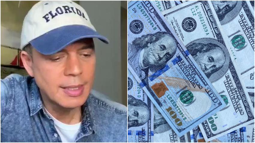 Alexis Valdés resume en tres actos la historia del dólar en Cuba
