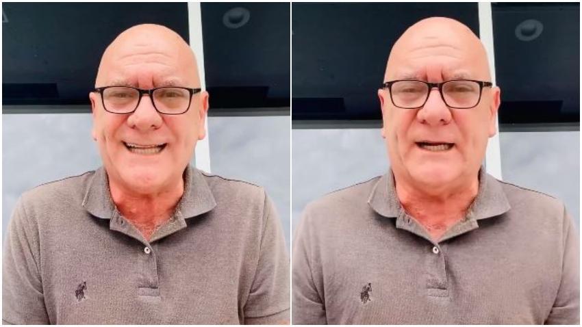 """Presentador cubano Carlos Otero agradece a sus seguidores por las felicitaciones: """"Soy feliz porque los tengo a ustedes"""""""