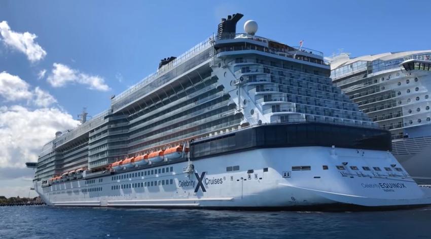Celebrity Edge se convierte en el primer crucero que parte desde Estados Unidos en 15 meses