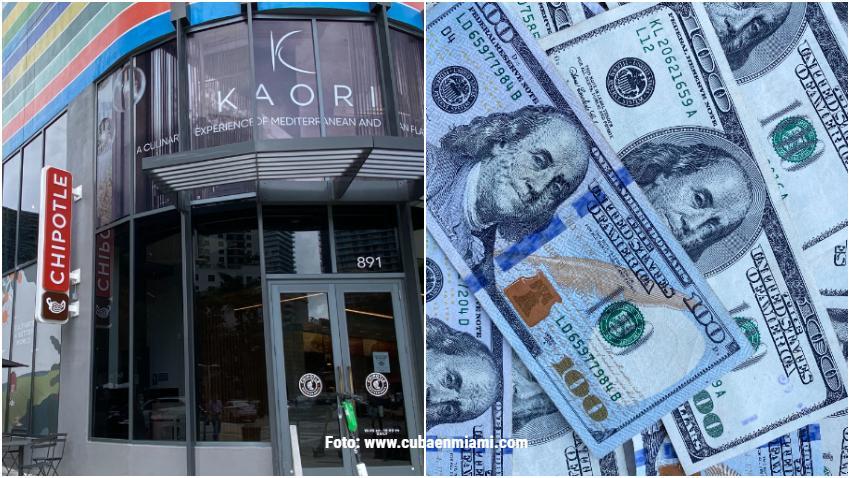Cadena de restaurantes Chipotle aumenta el precio de su menú para cubrir el aumento en el salario de los empleados