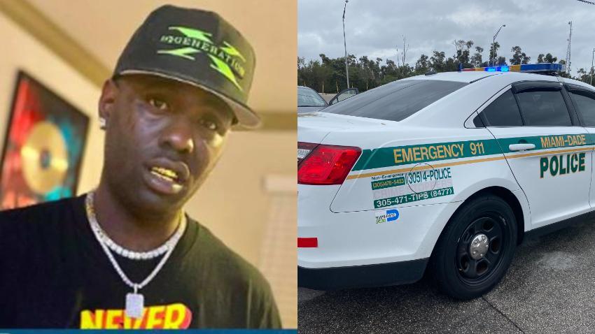 Reguetonero cubano Chocolate MC arrestado en Miami por agresión