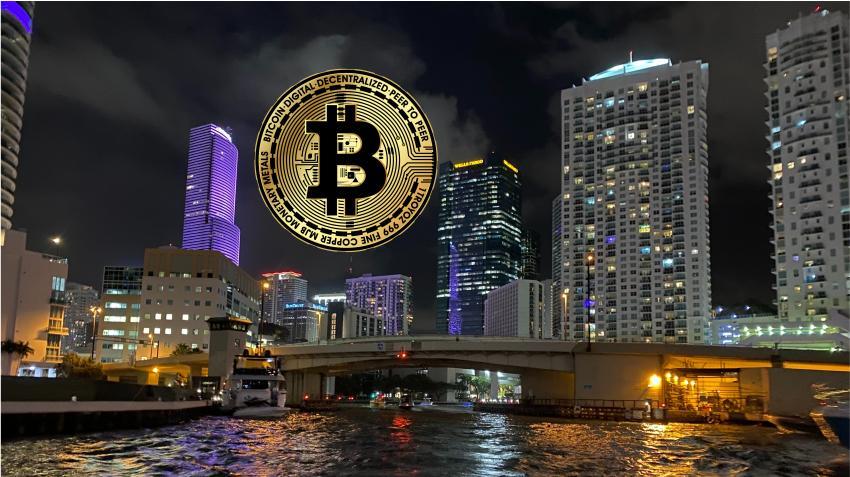 Miami albergará la conferencia de criptomonedas más grande de la historia