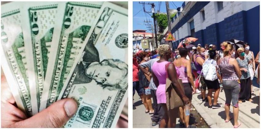 Economista cubano advierte que la medida del régimen de destronar al dólar tendrá consecuencias inmediatas