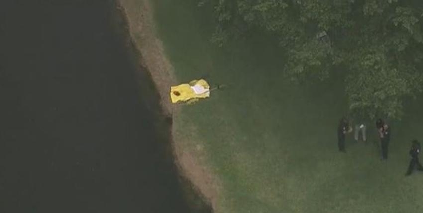 Cuerpo de 2 niñas muertas sacados de un canal en el Sur de la Florida