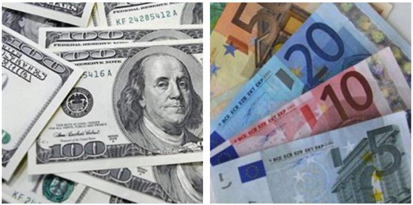 El euro se cotiza hasta en 110 pesos cubanos, y el dólar cae a 55, como resultado de las medidas del régimen