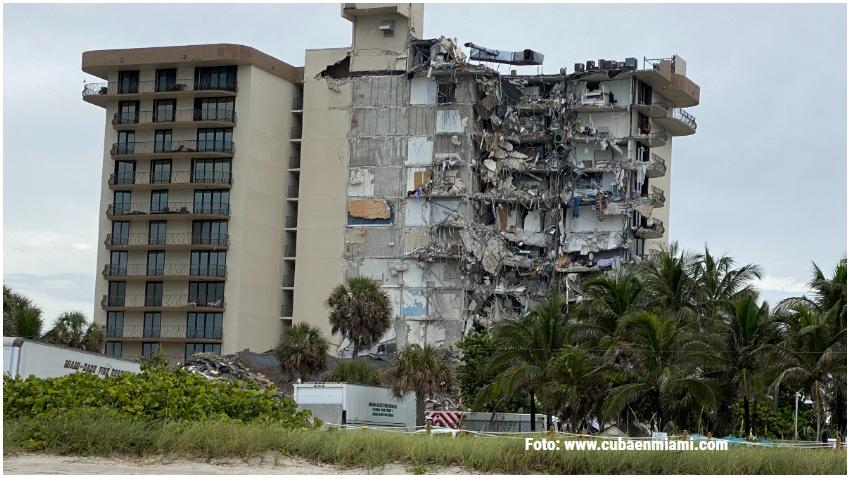 Ofrecen 120 millones de dólares para comprar los terrenos donde estaba el edificio en Surfside