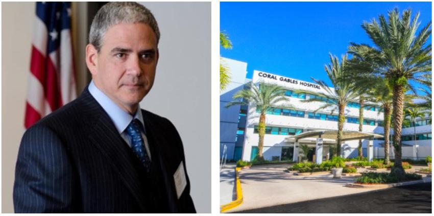Doctor cubanoamericano compra cinco hospitales en Florida por un valor de 1.000 millones de dólares
